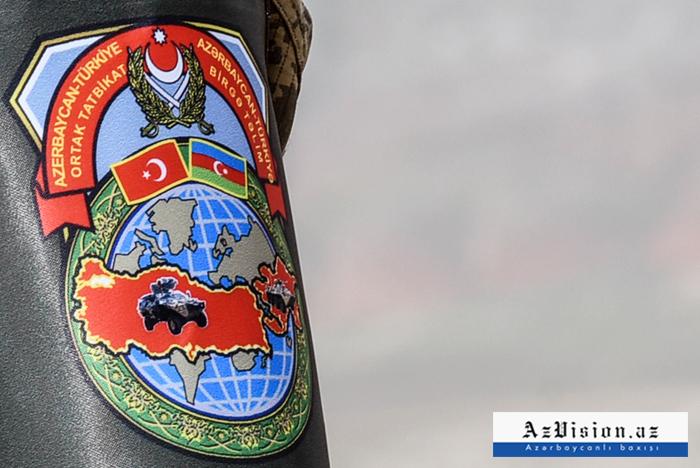 Azərbaycan-Türkiyə birgə döyüş təlimlərindən FOTOREPORTAJ