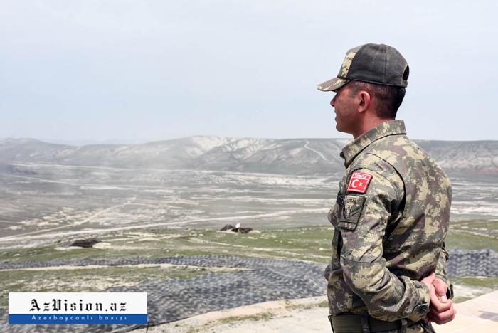 Azərbaycan və Türkiyə ordusu gücünü göstərdi - VİDEOREPORTAJ