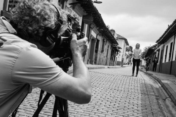 Filmemacher bei Dreharbeiten erschossen