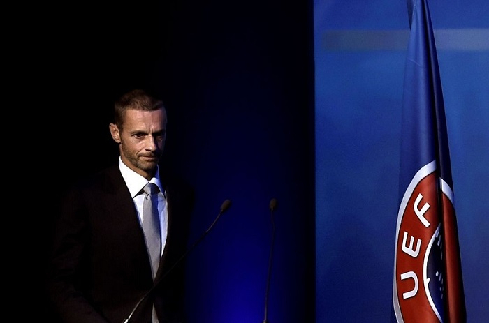 Ligue Europa:   Ceferin défend l