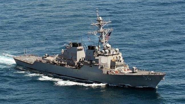 Deux navires de guerre américain ont navigué dans le Détroit de Taïwan