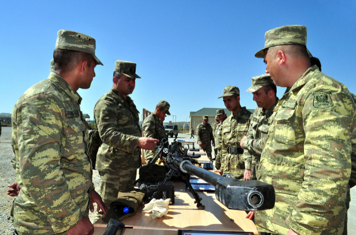 Weapons and military equipment are transferred into the summer operation mode -   PHOTOS