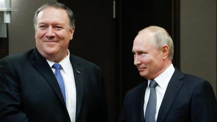 Washington et Moscou tentent de briser la glace à Sotchi