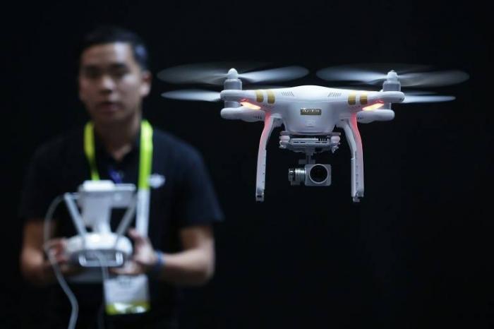 Les drones chinois peuvent être utilisés pour espionner, selon Washington
