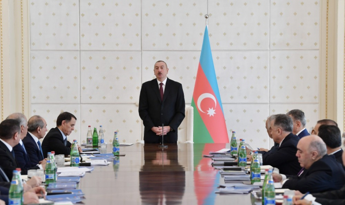 Azerbaijan's territorial integrity has never been and never will be subject of negotiations - President Aliyev