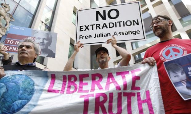 Julian Assange shows psychological torture symptoms, says UN expert