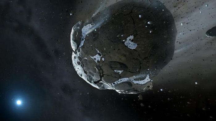 Un astéroïde massif et sa propre lune passeront ce samedi à proximité de la Terre