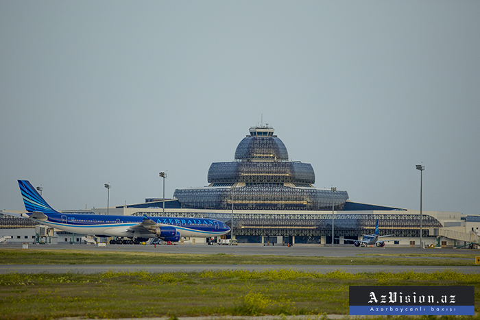 Bakı aeroportu Avroliqanın finalı ilə bağlı plan hazırlayıb
