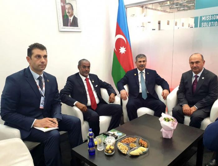 Azerbaijan, Djibouti discuss prospects for development of military cooperation