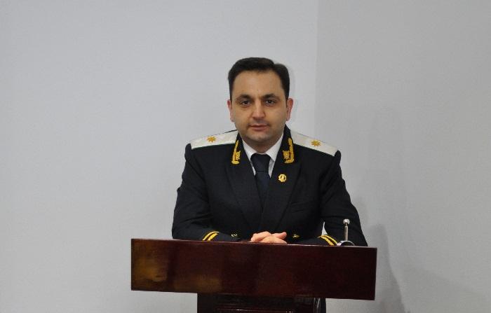 """""""Hüquq sistemində islahatlar davamlıdır"""" - İlqar Abbasov"""