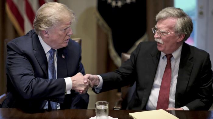 Bolton Trampı hərbi əməliyyatlara məcbur edir