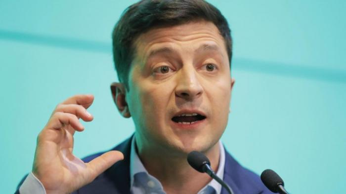 Selenskyj wird als Präsident vereidigt