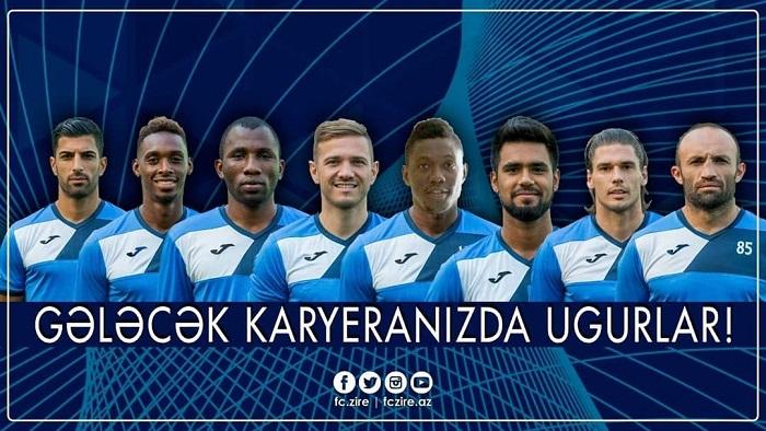 """""""Zirə"""" 9 futbolçu ilə yollarını ayırdı"""