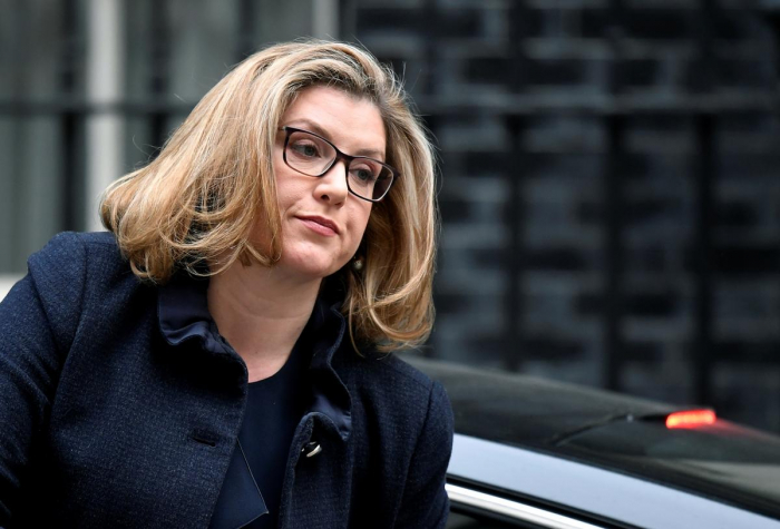 Britain appoints Penny Mordaunt as new defence secretary