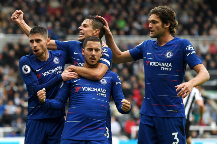 Chelsea tie Frankfurt 1-1 in   UEFA Europa League