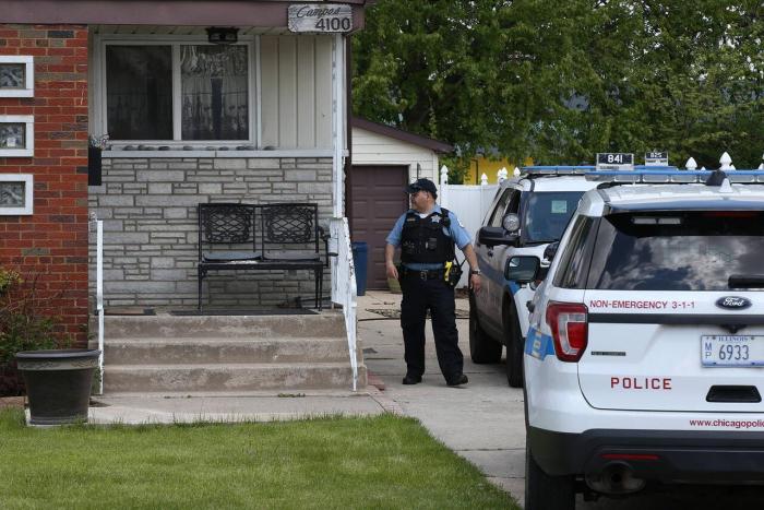 Hochschwangere Frau ermordet und Baby aus dem Bauch geschnitten