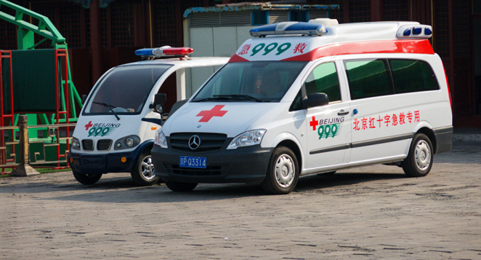 Ascienden a 10 los muertos por colapso de un edificio en Shanghái