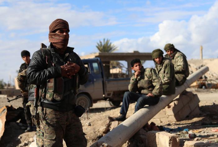 Un commandant djihadiste présumé originaire de Syrie arrêté aux Pays-Bas
