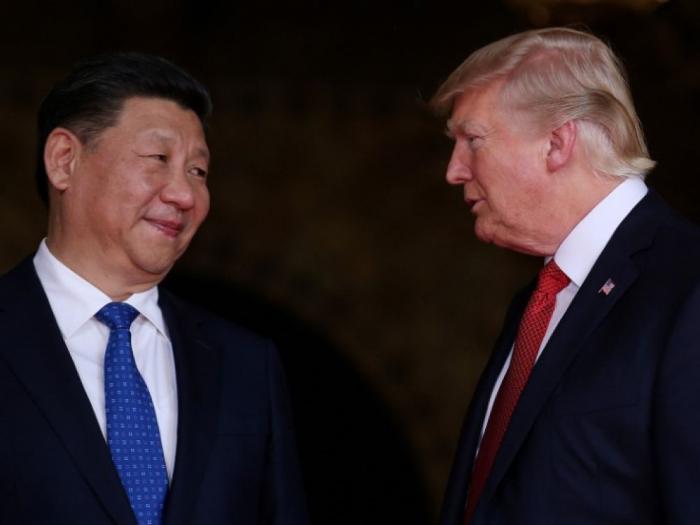 Trump et Abe discutent de la Corée du Nord