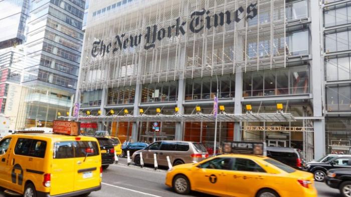 New York Times macht Fernsehen