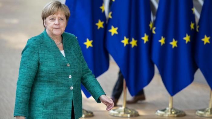 Geht Merkel nach Brüssel?