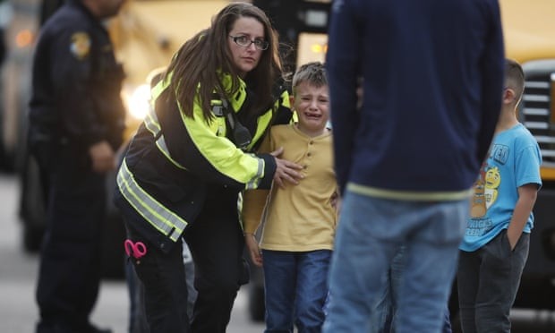 Denver: One student killed and seven injured in shooting at school