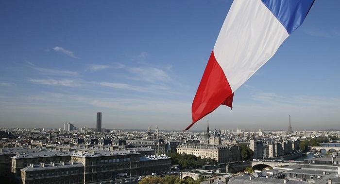 Européennes:   L'extrême droite arrive en tête en France