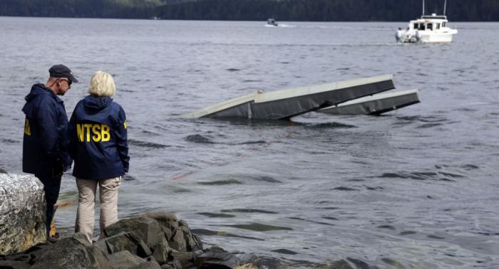 Dos muertos en el segundo accidente aéreo en una semana en EEUU