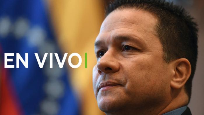 EN VIVO  : Rueda de prensa del embajador venezolano en Rusia, Carlos Rafael Faría Tortosa