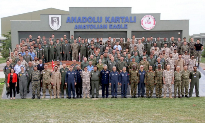 "Last stage of the ""Anatolian Phoenix-2019"" Exercises fulfilled -   VIDEO"