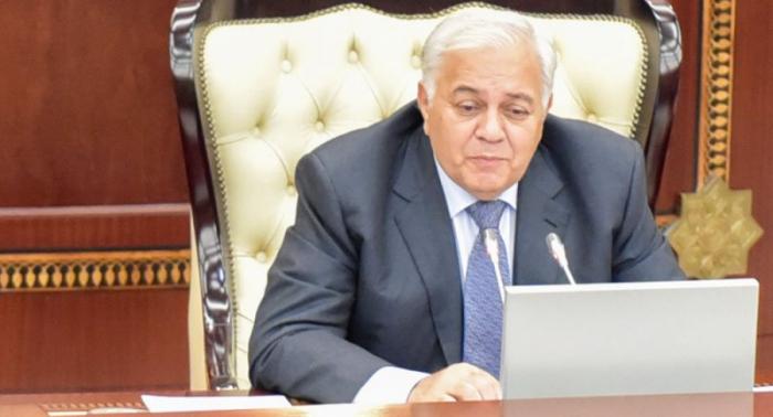 OgtayAssadov participera à la cérémonied