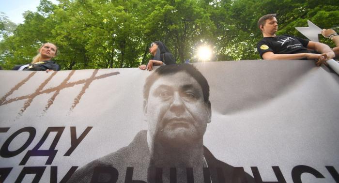 La FIP reitera su llamado a Kiev para que ponga en libertad al periodista Kiril Vishinski