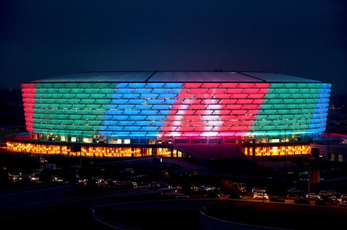 40 ألف أجنبي سيسافرون إلى باكو لمشاهدة المباراة النهائية