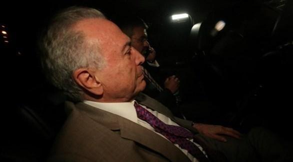 البرازيل: إطلاق سراح الرئيس السابق ميشال تامر