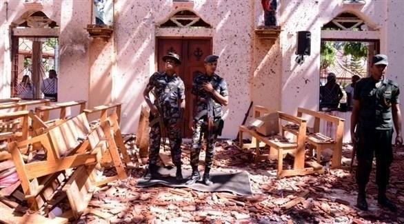 """أجانب استخدموا قنابل """"أم الشيطان"""" في تفجيرات سريلانكا"""