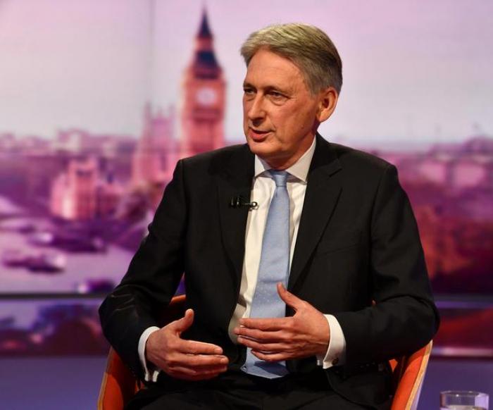 Kill the spectre of a no-deal Brexit - Hammond