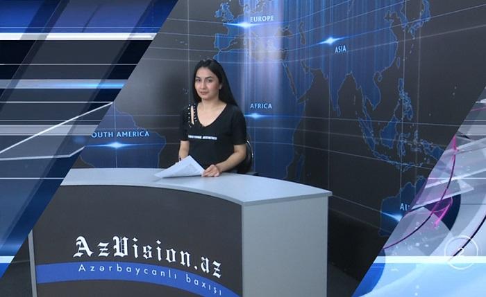 AzVision Nachrichten: Alman dilində günün əsas xəbərləri (02 may) - VİDEO