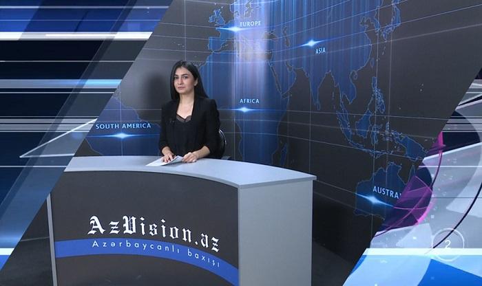 AzVision Nachrichten: Alman dilində günün əsas xəbərləri (16 may) - VİDEO