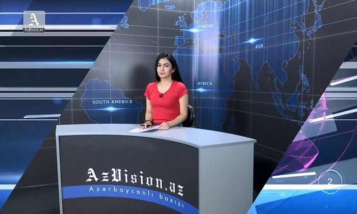AzVision Nachrichten: Alman dilində günün əsas xəbərləri (23 may) - VİDEO
