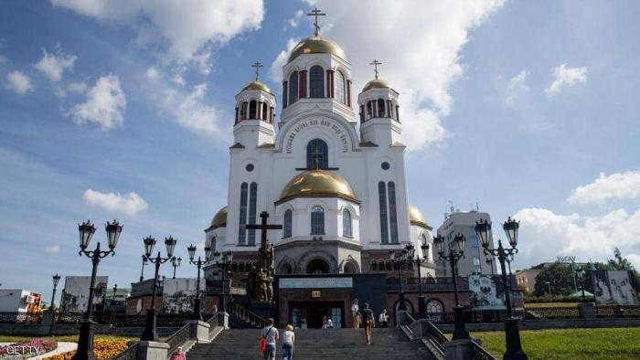 """مواجهات في مدينة روسية بسبب """"كنيسة الحديقة"""""""