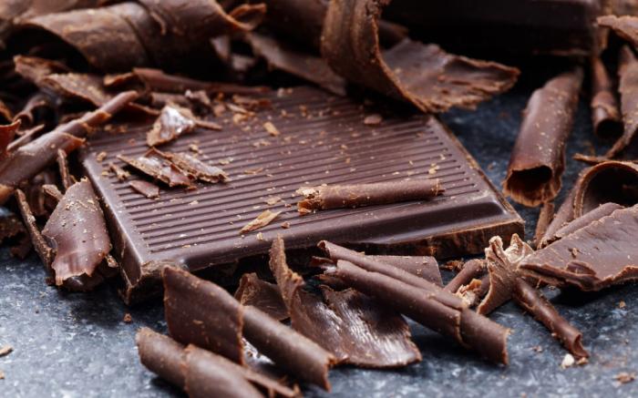 L'origine de l'odeur du chocolat noir a été identifiée