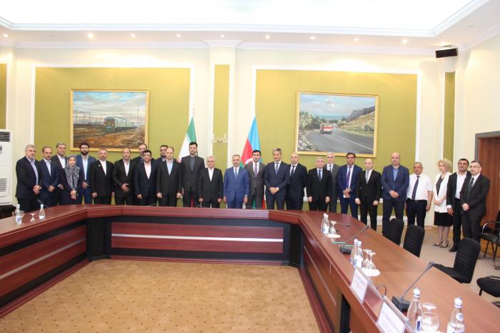 Azərbaycanla İran arasında İKT üzrə iclas başa çatıb