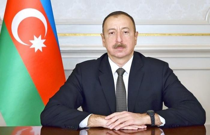 Ilham Aliyev a envoyé une lettre de félicitations à Zourabichvili