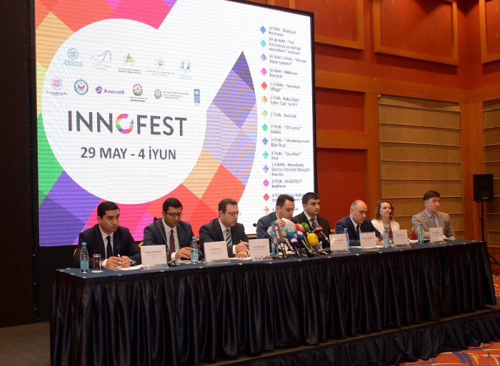 InnoFest to be held in Azerbaijan for the first time