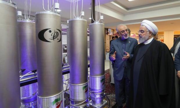 EU rejects Iran