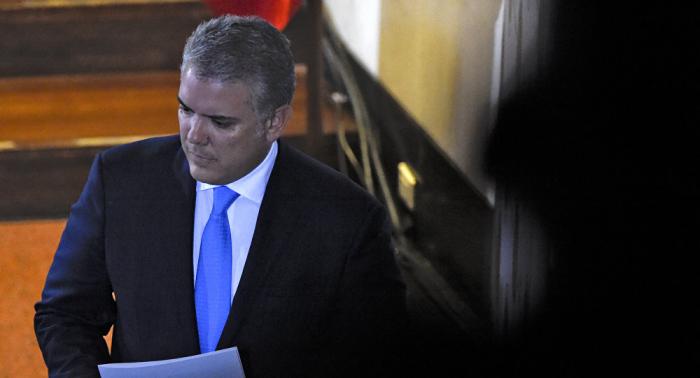 Iván Duque promete trabajar para que no haya impunidad en caso