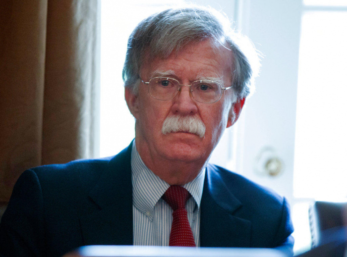 Bolton presses key Venezuelan officials to oust Maduro