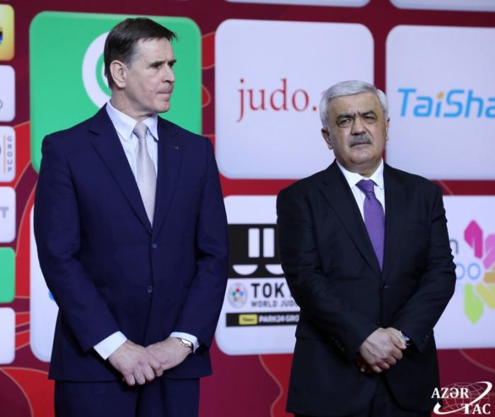 Judo Grand Slam opens in Baku