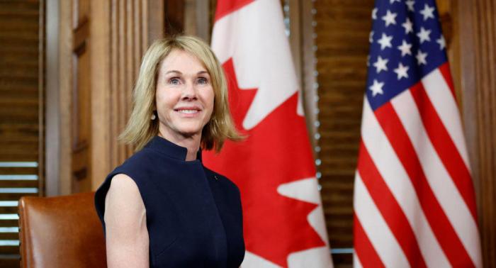 Trump nominates US Ambassador to Canada Kelly Craft to be envoy to UN