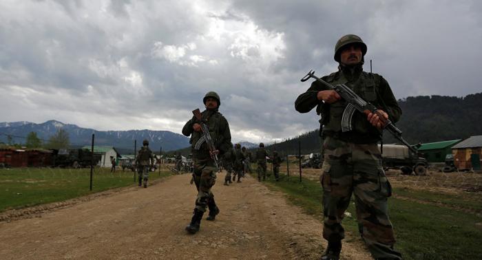 La India advierte de que terroristas buscan atacar dos bases en el norte del país